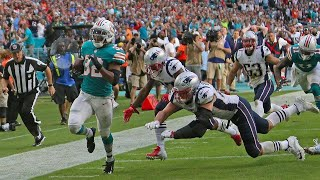 EVERY MIAMI DOLPHINS TOUCHDOWN OF THE PAST DECADE (2010-2019)