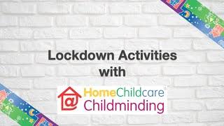 @Home Childcares Lockdown Activities