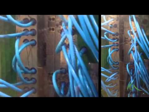 Fabricación Molde Cuchara de postre desechable con 64 cavidades