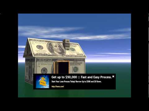 Virtual business personal finance game