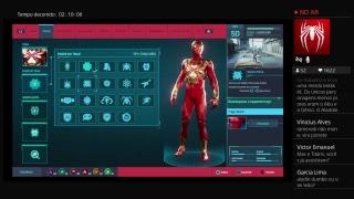 Spider-man (PS4): Vamos Levar Cabeçada do Remerrédi no DLC | Jon Joga