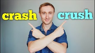 Исправляем ошибки: CRASH vs CRUSH. Common mistakes. Большая разница