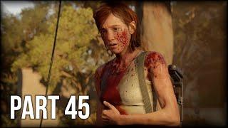 The Last of Us 2 - 100% Walkthrough Part 45 [PS4 Pro] – Chapter 10: Santa Barbara - Pushing Inland