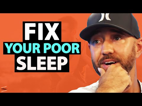 The 5 REASONS Why SLEEP Is More Important Than DIET | Shawn Stevenson & Lewis Howes