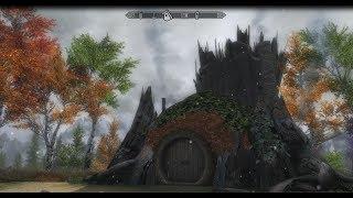 Stump Home Reloaded - Skyrim House Mod