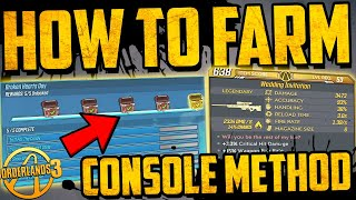 """""""Console"""" How To Farm WEDDING INVITATION & POLYAIMOUROUS Broken Hearts Day Weapons - Borderlands 3"""
