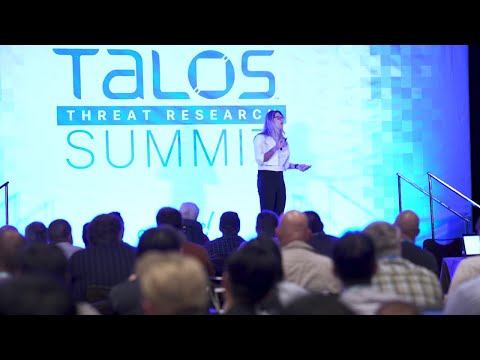 Top takeaways from Cisco Talos Threat Research Summit