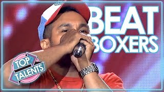 BEST BEATBOXERS In The World Audition On Got Talent & Idols | Top Talents