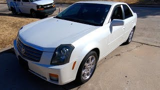 Getting The Copart Cadillac CTS - Ready to Flip!!!