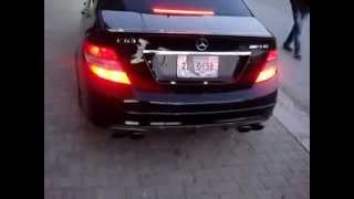 preview picture of video 'Mercedes Benz C63 Amg à Oran'