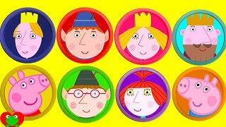 Ben and Holly Little Kingdom Play Doh Surprises