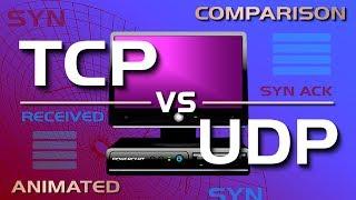 TCP vs UDP Comparison