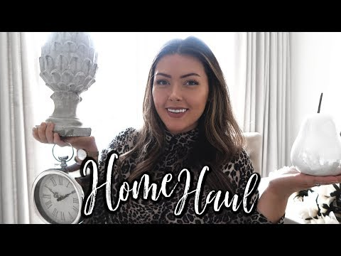 HOME HAUL | STYLING MY HOME INTERIOR.