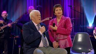 Big Tom and Margo -