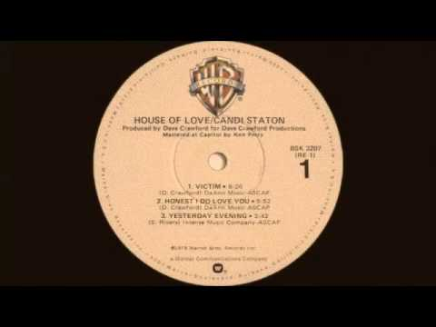 Candi Staton - Victim (Warner Bros. Records 1978)