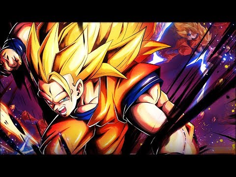 (Dragon Ball Legends) The Underdogs: RED SSJ3 Goku