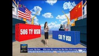 Toàn Cảnh Chiến Tranh Thương Mại Mỹ  Trung| VTV24