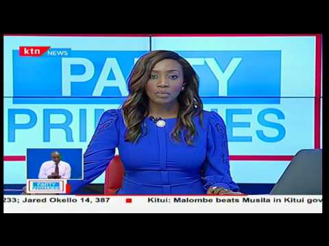 KTN Prime: Bishop Wanjiru arrested 26/4/2017
