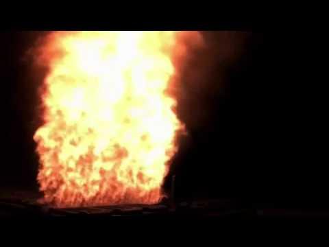 Hot Missile Porn: Hawaiian ICBM Blown Up