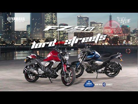 Yamaha FZ-FI Bike