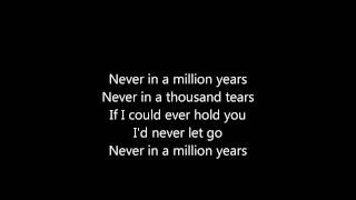 Laura Branigan - Never In A Million Years With Lyrics