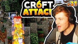REWI WIRD EISKALT AUSGETRICKST! 😎 | Minecraft CRAFT ATTACK 6 #21 | Dner
