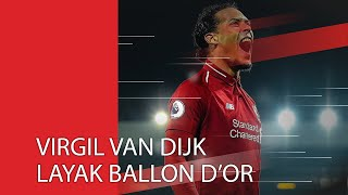 Juergen Klopp Ungkapkan Virgil van Dijk Layak Dapatkan Penghargaan Ballon d'Or