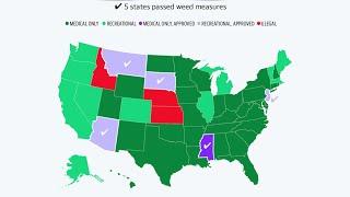 Cannabis legalization bill set for historic U.S. House vote