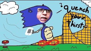 DoubleSwee hangs out with SammyClassicSonicFan