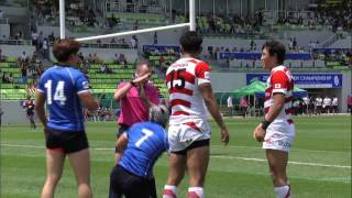 Korea vs Japan Highlights – 2016 ARC Week 4