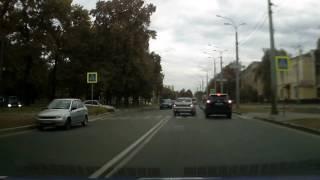 Серьезное ДТП!Сбили пешехода прям на пешеходном переходе!Ужас!Смотреть всем!