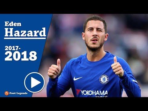 Eden Hazard 2018 ● Unstoppable Dribbling skills, Tricks, Assists & Goals || HD