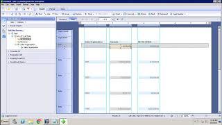 SAP HANA BI - Crystal Reports development on HANA