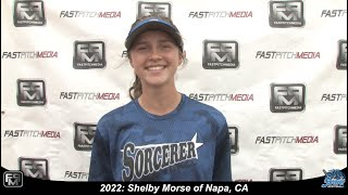 2022 Shelby Morse Pitcher and First Base Softball Skills Video - Sorcerer