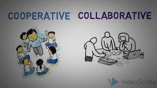 Cooperative vs Collaborative