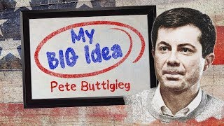 Pete Buttigieg Shares His 'Big Idea' To Get Rid Of The Electoral College   NBC Nightly News