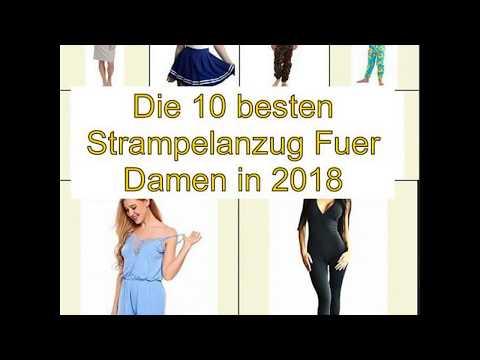 Die 10 besten Strampelanzug Fuer Damen in 2018