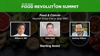 7th Annual Food Revolution Summit 2018 Best Food/Health/Plant Based Diet latest Research