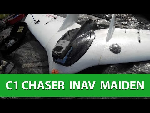 c1-chaser--inav-maiden-flight