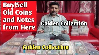 Buy/Sell Old  Coins And Notes Here | Direct Buyer