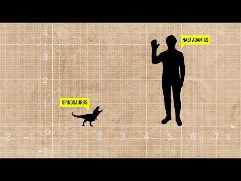 Dinosaurus dalam Islam, Apakah Disebut dalam Al Quran? @YtCrash