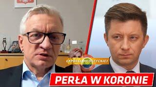 """""""To PERŁA w KORONIE"""". Prezydent Jaśkowiak CHWALI ministra od Morawieckiego!"""
