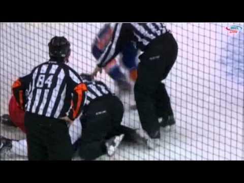 Dylan McIlrath vs. Andrey Pedan