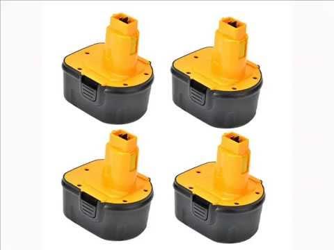 Replacement Dewalt DE9037 Drill Battery from Eachbattery.com