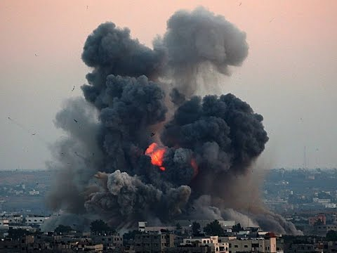 GAZA 2014: Zionist - Imperialist 'Axis of Oppression'