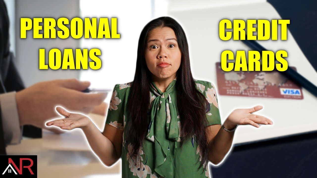 Individual Loans Vs. Credit Cards, Which One Is Much Better For Your Investments?