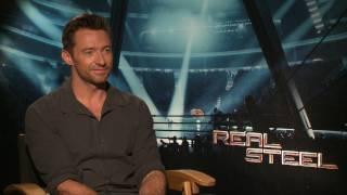 'Real Steel' Hugh Jackman Interview