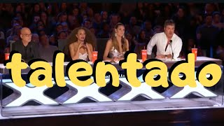 The Most Dagerous Talent/Americans Talent/Dangerous Act By The Contestant
