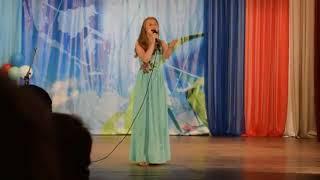 Анастасия Трифонова с песней Ноченька г. Аткарск