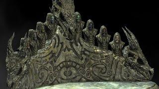 9 секретная маска Драконьего жреца! - Skyrim